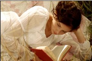 catherine reading